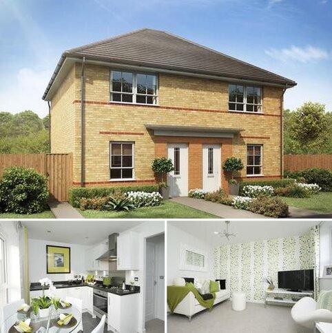 2 bedroom end of terrace house for sale - Plot 339, Kenley at Poppy Fields, Cottingham, Harland Way, Cottingham, COTTINGHAM HU16
