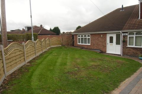 1 bedroom semi-detached bungalow to rent - Goodes Lane, Syston, Leicester LE7