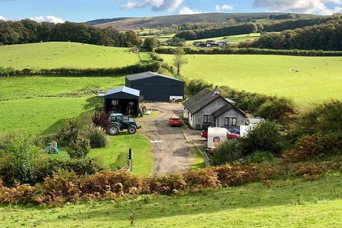 Farm for sale - Halfway, Llandovery, Carmarthenshire.