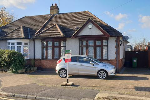 2 bedroom semi-detached bungalow for sale - McIntosh Close, Romford, Essex, RM1