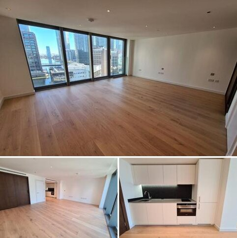 Studio to rent - Landmark Pinnacle, London E14