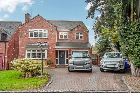 4 bedroom detached house for sale - Brereton Manor Court, Rugeley WS15