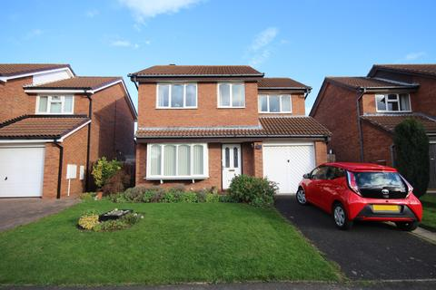 4 bedroom detached house for sale - Berrishill Grove, Red House Farm, Whitley Bay, NE25 9XU