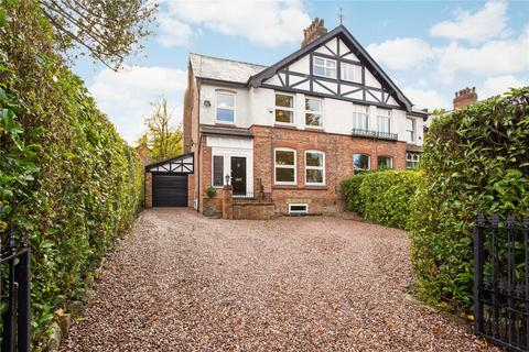 5 bedroom semi-detached house for sale - Hawthorn Lane, Wilmslow, Cheshire, SK9