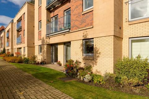 1 bedroom ground floor flat - 8 Lyle Court, 25 Barnton Grove, Edinburgh, EH4 6EZ