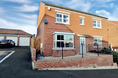 4 bedroom detached house for sale - Silverbirch Road, Hartlepool, TS26