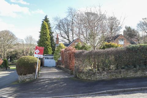 3 bedroom detached bungalow for sale - Longedge Lane, Wingerworth, Chesterfield