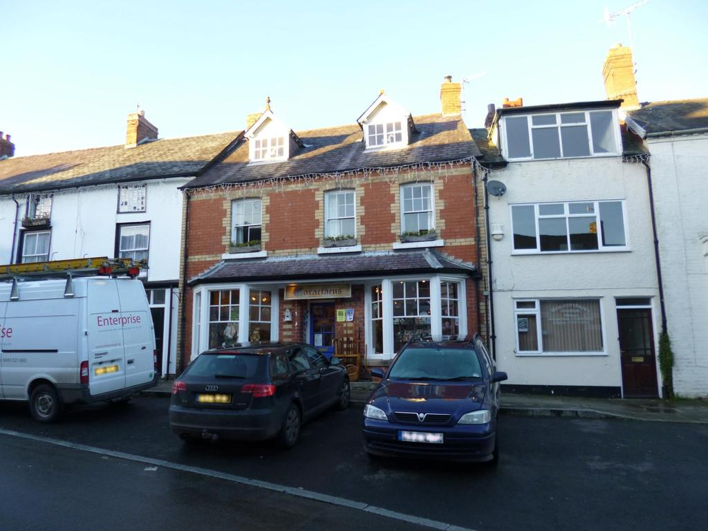 4 Bedrooms Terraced House for sale in The Square, Clun, Craven Arms, Shropshire