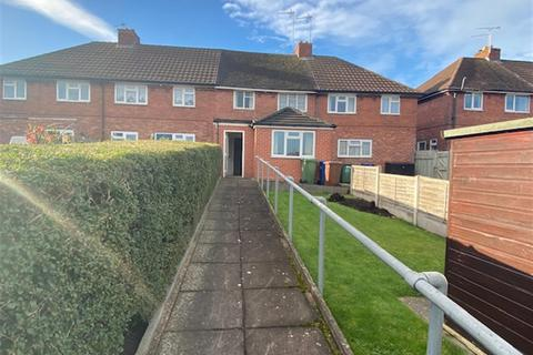 4 bedroom terraced house to rent - Newman Grove, Brereton, Rugeley, WS15 1BW