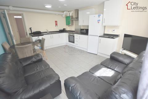 4 bedroom apartment to rent - North Sherwood Street, Arboretum