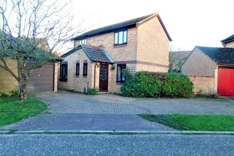 3 bedroom detached house for sale - Naughton Gardens, Stowmarket