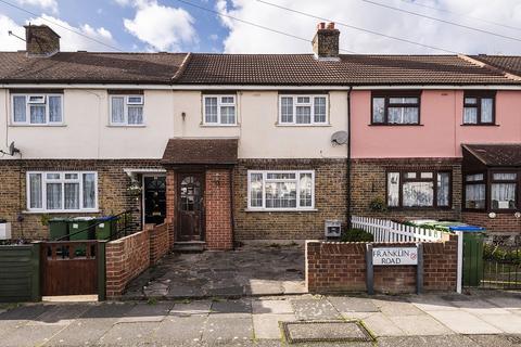 3 bedroom terraced house for sale - Franklin Road, Bexleyheath, Kent, DA7