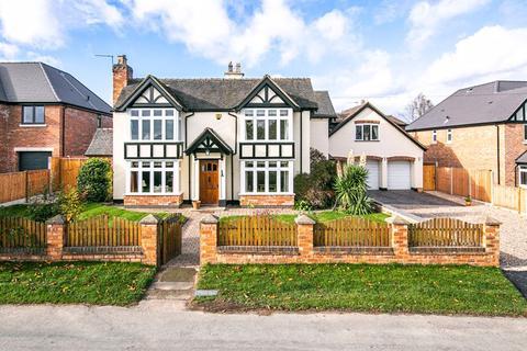 5 bedroom detached house for sale - The Cottage, Dumore Hay Lane, Fradley Village