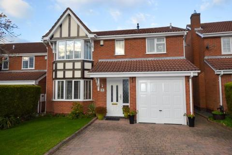 4 bedroom detached house for sale - Nelson Drive, Hinckley