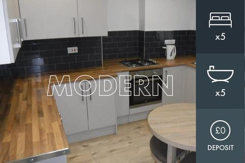 5 bedroom semi-detached house to rent - Westbury Road, Leicester