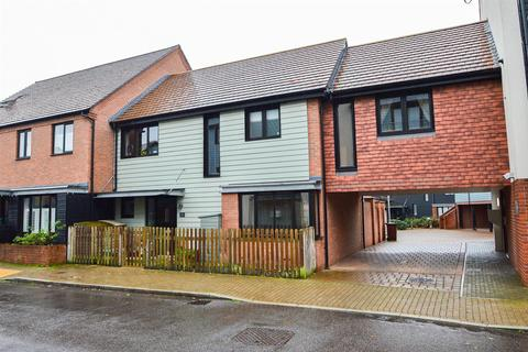4 bedroom end of terrace house for sale - Hawley Drive, Leybourne, West Malling