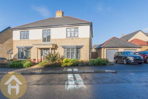 5 bedroom detached house for sale - Amethyst Road, Blunsdon St Andrew, Swindon SN25 2