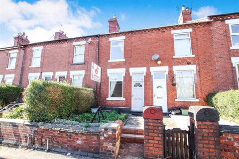2 bedroom terraced house to rent - Silverdale Road, Wolstanton, Newcastle, Staffs