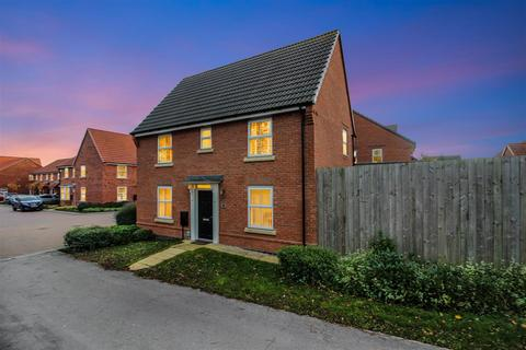3 bedroom detached house for sale - Fairview Close, Beverley