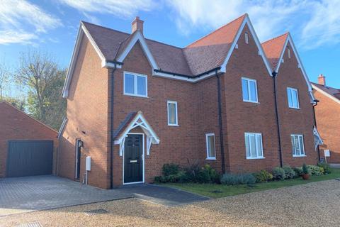4 bedroom semi-detached house to rent - Sandhill Close, Bedford, Bedfordshire