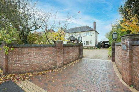 4 bedroom detached house for sale - Church Lane, Crewe, Cheshire