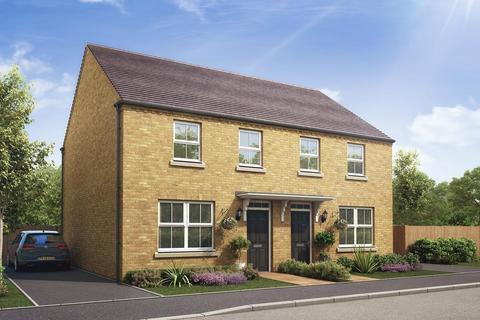 3 bedroom semi-detached house for sale - Plot 146, Archford at Abbey Gate, Off Nine Days Lane, Redditch, REDDITCH B98