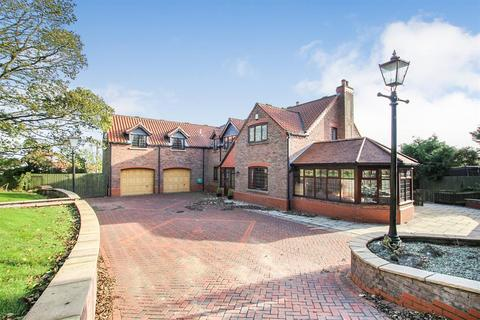 4 bedroom detached house for sale - Church Lane, Carnaby, Bridlington, YO16 4UP