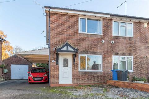 2 bedroom semi-detached house for sale - Thoday Close, Broughton