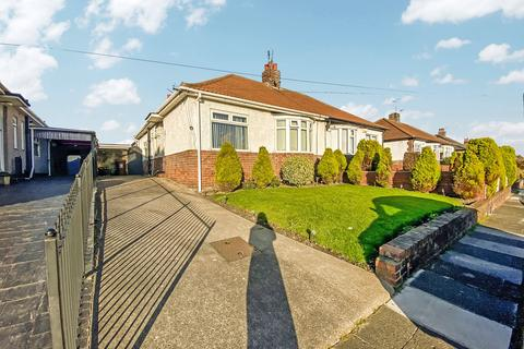 2 bedroom bungalow to rent - Huntcliffe Gardens, Heaton, Newcastle upon Tyne, Tyne and Wear, NE6 5UD