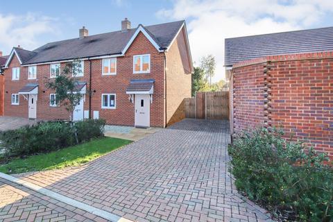 3 bedroom end of terrace house for sale - Cleverley Rise,Bursledon,Southampton,SO31 8LN