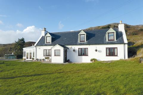 3 bedroom cottage for sale - Stonechats Croft, 9 Upper Badcall , Scourie , Lairg  IV27 4TH