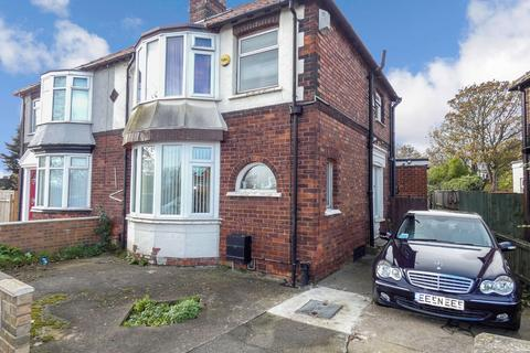 3 bedroom semi-detached house - Cleveland Avenue, Norton, Stockton-on-Tees, Durham, TS20 2PE