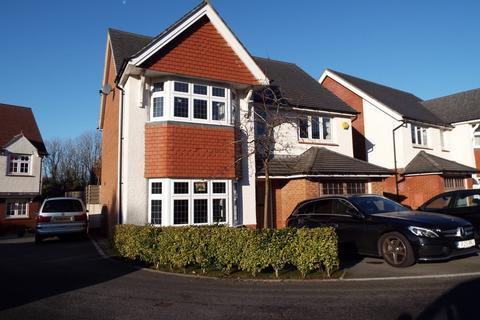 4 bedroom detached house for sale - 18 White Knight Gardens, Bishopston, Swansea, SA3 3DR