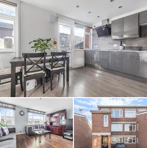 4 bedroom end of terrace house for sale - Caletock Way London SE10