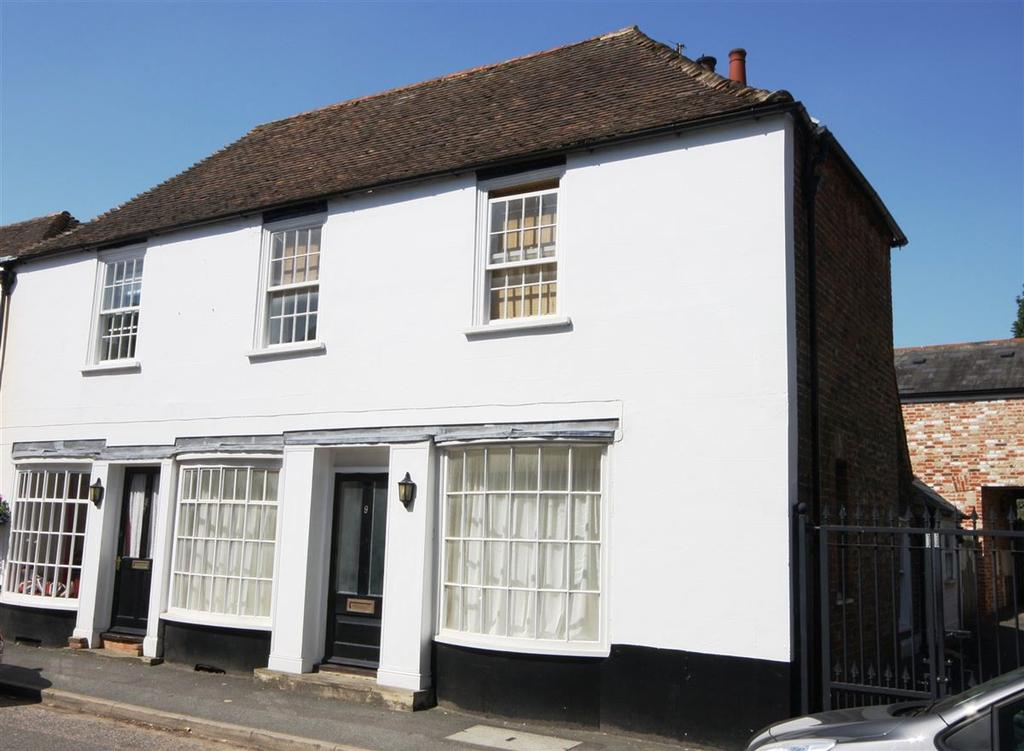 3 Bedrooms House for sale in High Street, Eastry