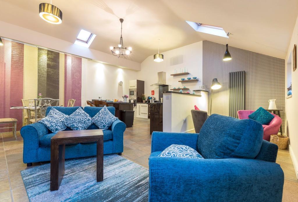 Ty Menyn Living Area