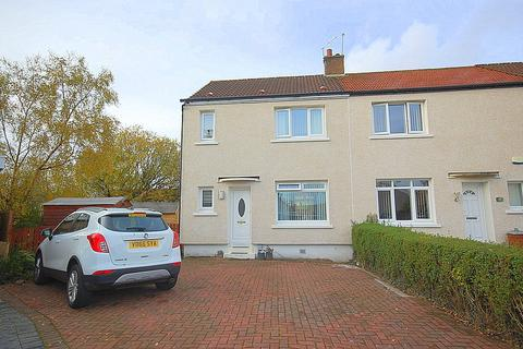 2 bedroom end of terrace house for sale - Wirran Place, Peterson Park, Knightswood, Glasgow