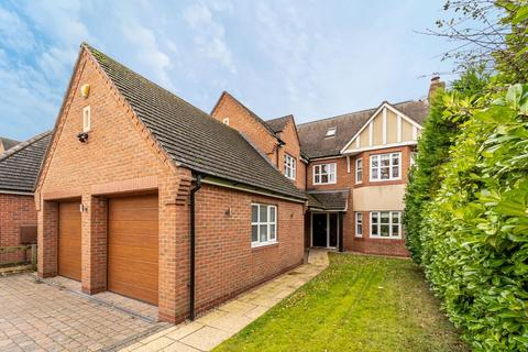 5 bedroom detached house for sale - St Bernards Road, Solihull