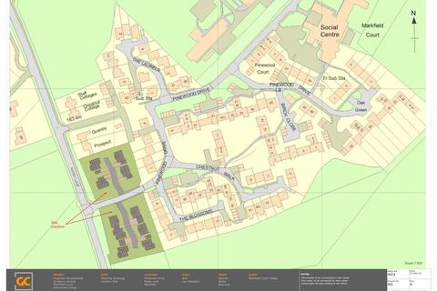 Land for sale - Pinewood Drive, Markfield