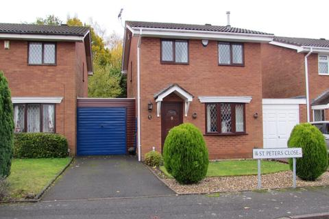 3 bedroom link detached house for sale - St Peters Close, Hall Green