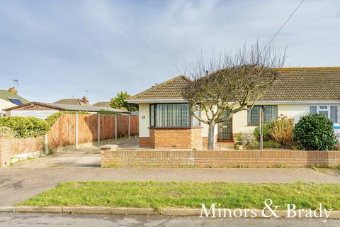 3 bedroom semi-detached bungalow for sale - Marram Drive, Caister-on-sea