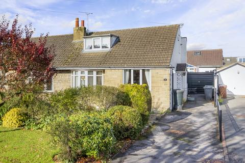 2 bedroom semi-detached bungalow for sale - The Birches, Bramhope