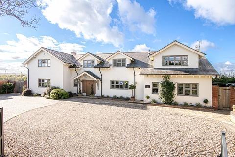 4 bedroom detached house for sale - Hill Top, Longdon Green