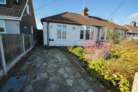 2 bedroom semi-detached bungalow for sale - Southfield Drive, Hadleigh, Essex, SS7 2NT