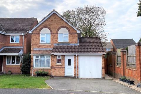 3 bedroom detached house for sale - Robin Road, Coalville