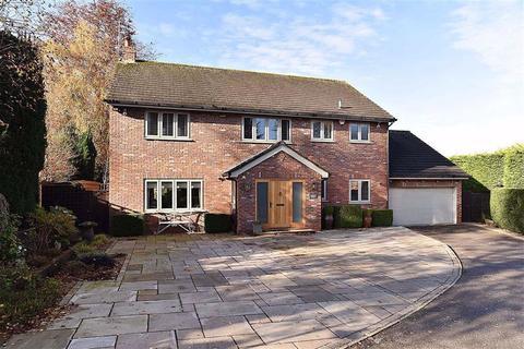 4 bedroom detached house for sale - Ashbrook Drive, Prestbury