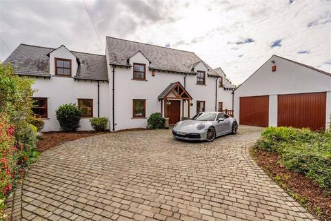 4 bedroom detached house for sale - Overton Lane, Overton, Swansea