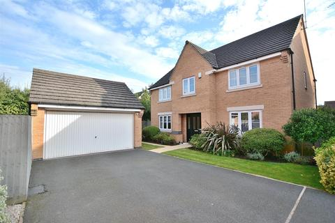4 bedroom detached house for sale - Harebell Close, Kirkby-in-Ashfield