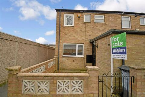 3 bedroom end of terrace house for sale - Staines Close, Hull, HU8