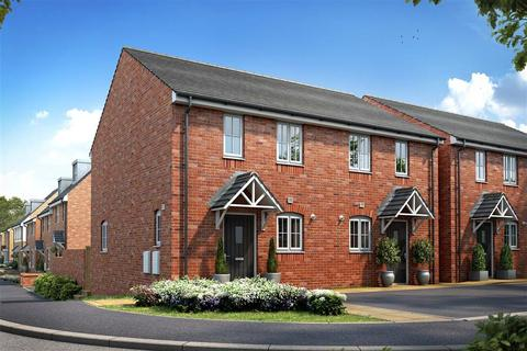 Taylor Wimpey - Seagrave Park - Plot The Huxford - 24, The Huxford - Plot 24 at Glenvale Park, Land off Niort Way NN8